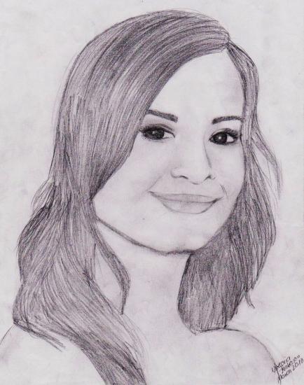 Demi Lovato by Vika.loves.M